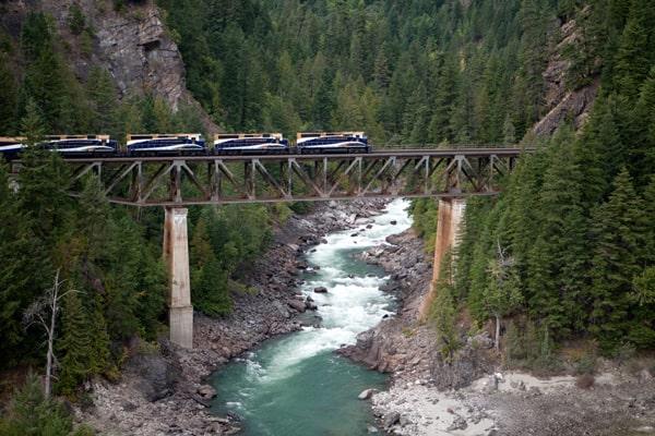 Trans Canada Railroad Tour